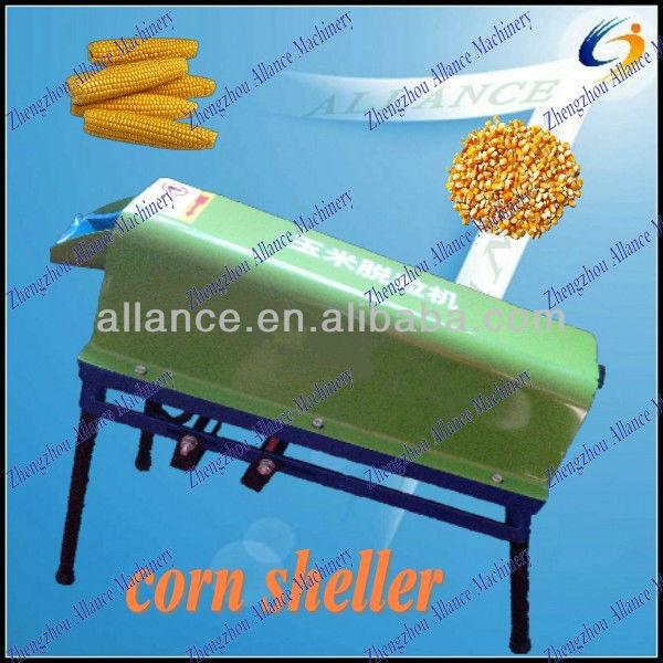 500-800kg/h corn sheller, maize thresher, high capacity