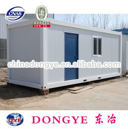 Pretty and Popular Prefab Cabin Container House For Living
