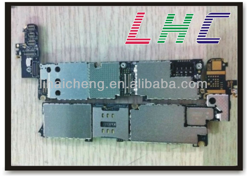 Original motherboard for iphone 4 unlocked logic board
