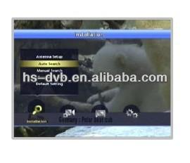 Two Tuner HD Nagra 3 Amazonas Satellite TV Receiver Free Sks and Iks Account azamerica s925 pk azbox bravissimo