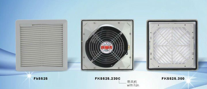 FK5525 Electrical Cabinet Ventilation Fan and Filter