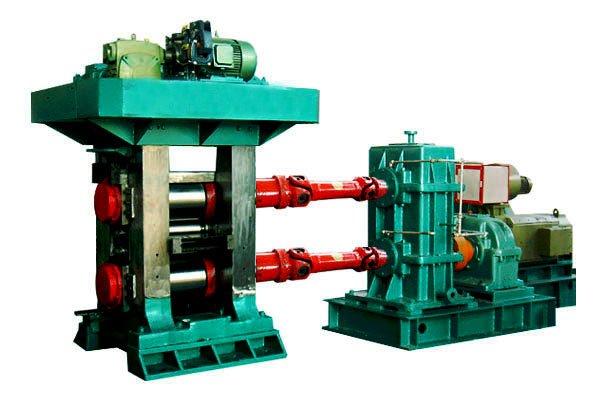 Aluminum rod continuous casting machine