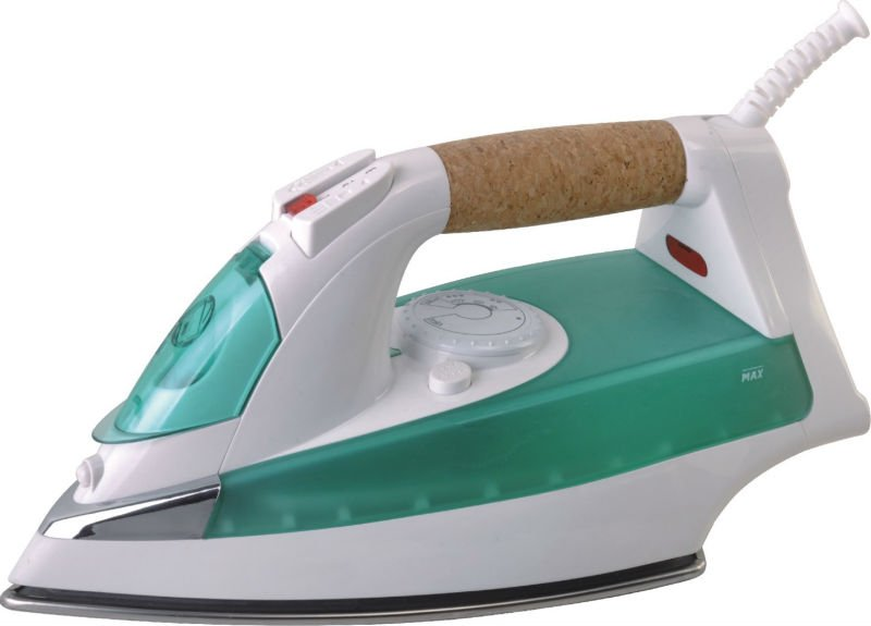 Electric Dry Spray Burst Adjustable Vertical Steam Press Iron Machine