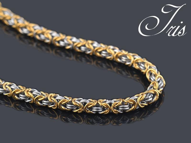 Что такое византийское плетение