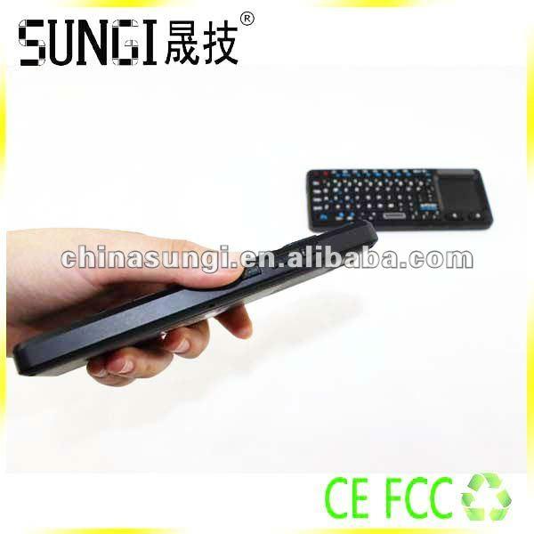 2.4g Wireless Fly Mouse Keyboard