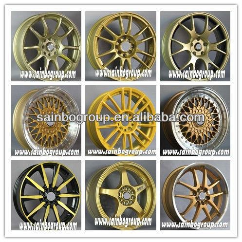 pintar rodas de carros