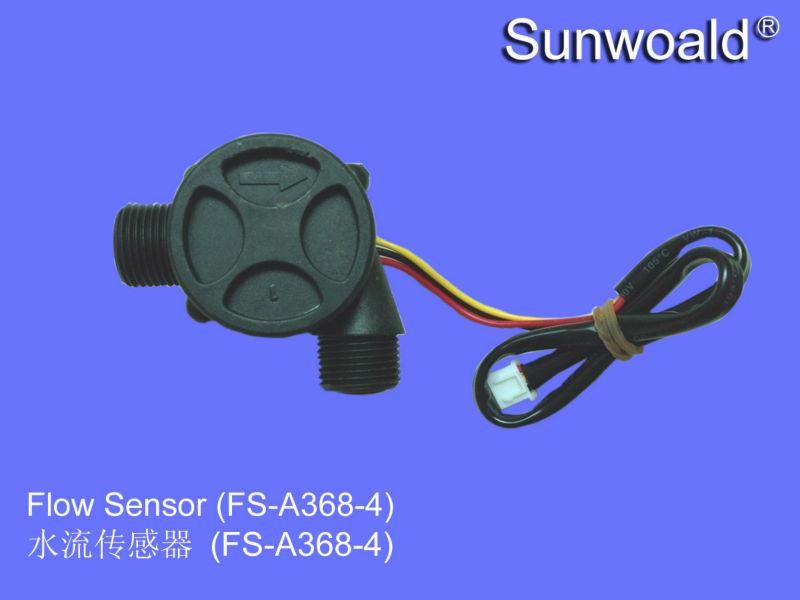 """1/2"""" Plastic Water Flow Sensor"""