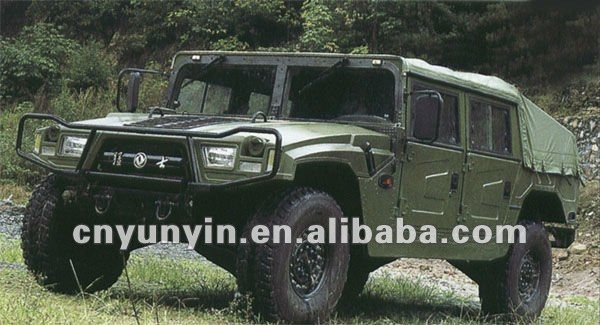 Dongfeng military truck EQ2050
