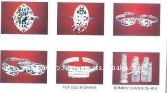 Fashion design toe ring