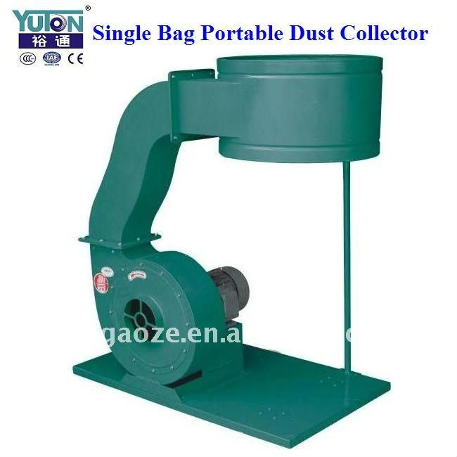 dust collector wood