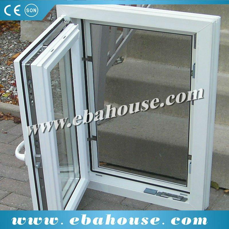 cadre en aluminium simple volet fenêtre à battants pour salle de ... - Fenetre Pvc Pour Salle De Bain