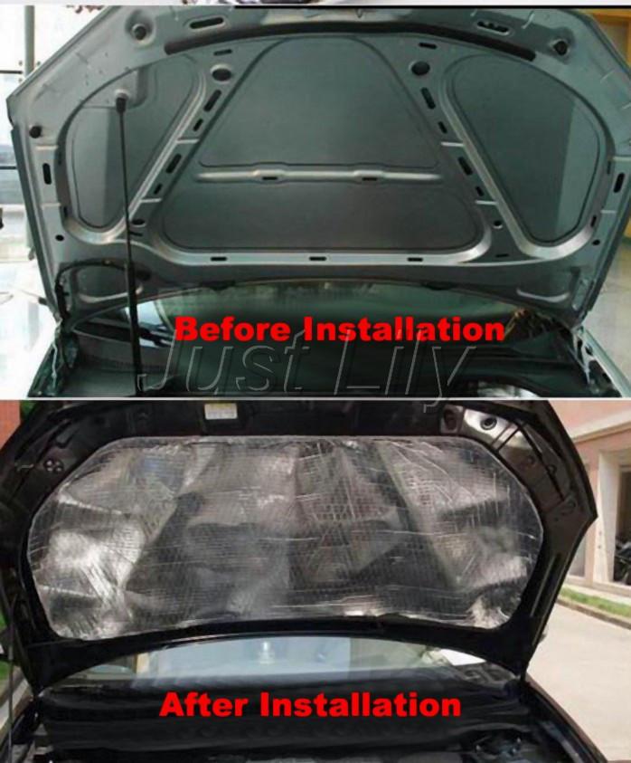 Aliexpress.com : Buy Car Sound insulation cotton car thermal ...
