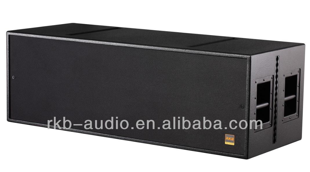 LA-215/Pro Line Array Wooden Speaker Cabinet