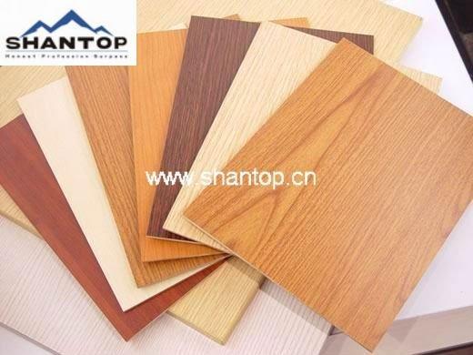Super thin melamine faced mdf wood board buy