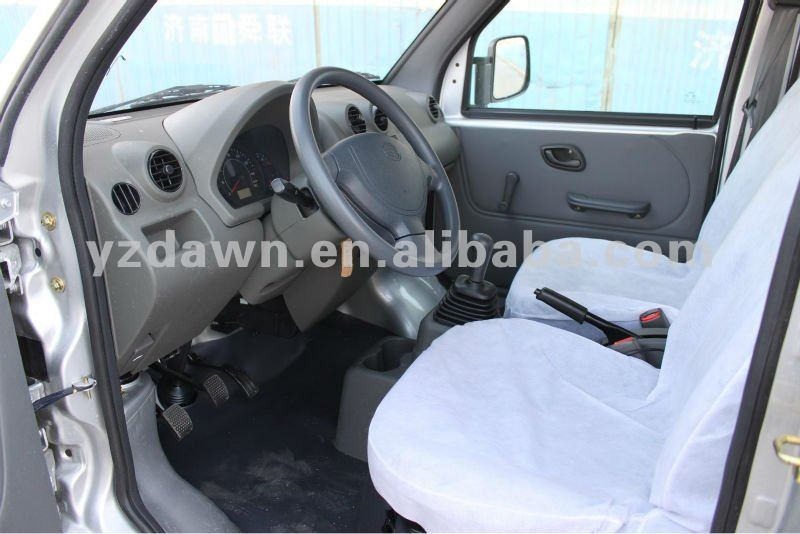 china cheap Highway goes 8 seater DLEVV1001 electric mini van for sale