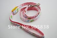 Ошейники и Поводки для собак New Product! The Colorful Footprints Series-LED Dog Leash TZ-PET3502 Flashing Dog leash .Waterproof .MOQ 5 Pcs.Hot sale