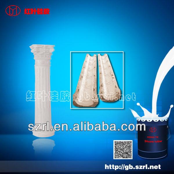 Silicone rubber for concrete products,molding silicone,silicone rtv
