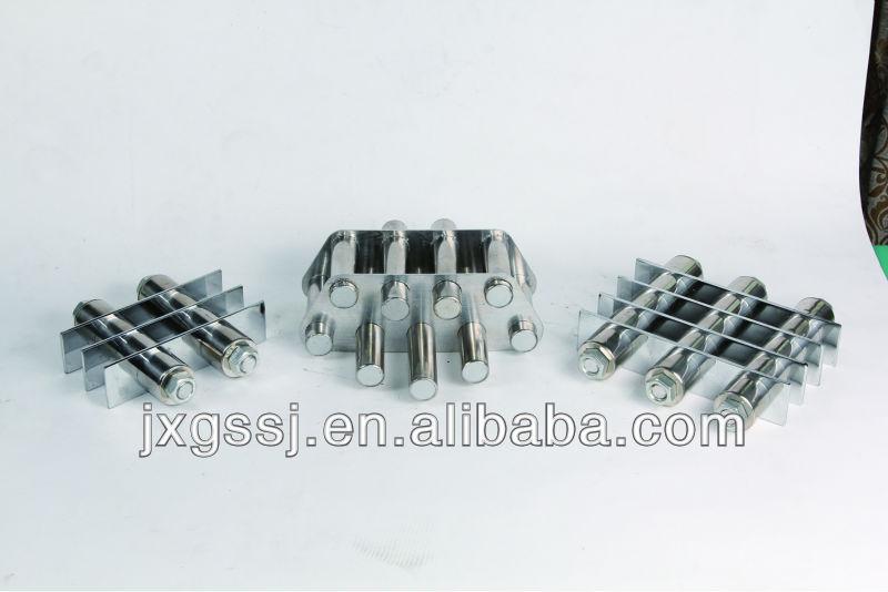 Magnetic mini frames for plastic injection machine Magnetic filter holder injection optical frame