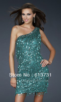 Коктейльное платье Hot Sale 2013 New Design Zuhair Murad Prom Dresses Short Knee Lengh Cap Sleeve Cocktail Dresses CT137