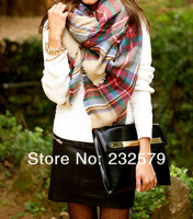 Женский шарф New fashion women shawl scarf 140*140cm Women High Quality silk Scarf Square Scarf Lady Shawl Cashmere fringe scarf SC36