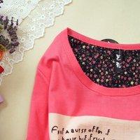 Женская футболка , 100% , 3