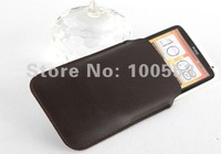 Чехол для для мобильных телефонов Leather Sleeve Bag/Pouch for HTC One S, Exquisite Material, Screen Protectors Available
