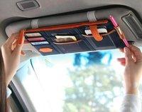 Мешок для хранения Multifunctional sun visor storage bag car hanging bag
