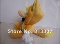 Плюшевая игрушка 4pcs New Super Mario Bros Fox Luigi Kitsune Tanooki Plush Doll Toy 12inch 30cm Retail