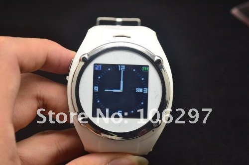 1.5 inch screen Unlocked watch Mobile Phone with mp3 player camera
