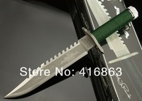 RAMBO with hunting knife,camping knife,knife,kitchen knife,fishing knife,outdoor knife,for free shipping