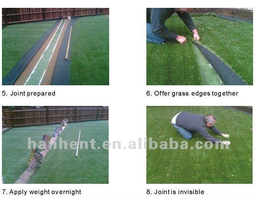 Удивительные озеленение зеленая трава