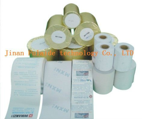 Top quality fiscal thermal paper rolls