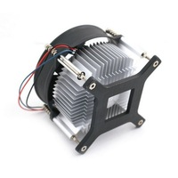 Heatsinks Cooling Fan Cooler computer-fans-heat-sinks-cooling Aluminum CPU Card Heatsinks Cooler Cooling Fan for PC