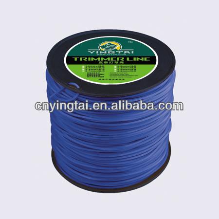 High Quality Orange Nylon Grass Trimmer line