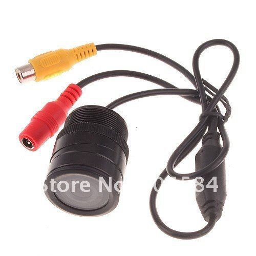 Universal Car Rear View Camera 9 LED IR Rearview Reverse Backup Parking camera WATERPROOF