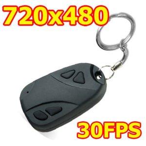 HOT!!!720*480 Car key mini dv camera RLDV-808H