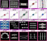 Пряжка для одежды KLX 100pcs/lot LXF107