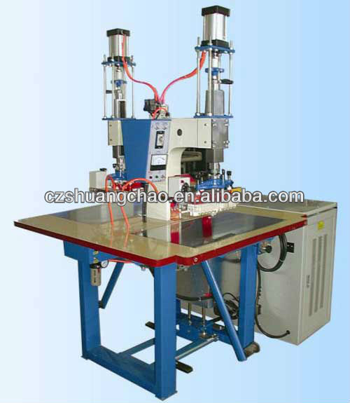 Pedal /pneumatic high frequency welding machine