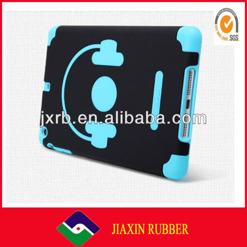 Hot sale for ipad mini case ,silicone case for ipad mini