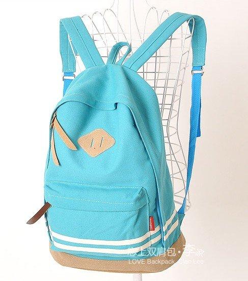 de939475efe7 Холст рюкзак конфеты цвет хорошего качества новые моды плечи Бесплатная  доставка