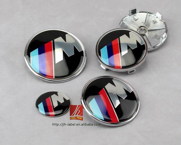 Various size car Emblem,car badge for bmw,good quality