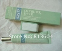 Крем для кожи вокруг глаз 2012 sell like hot cakes-1pcs City block sheer SPF25 Prevent bask in segregation frost 40 ml -happy-shopping