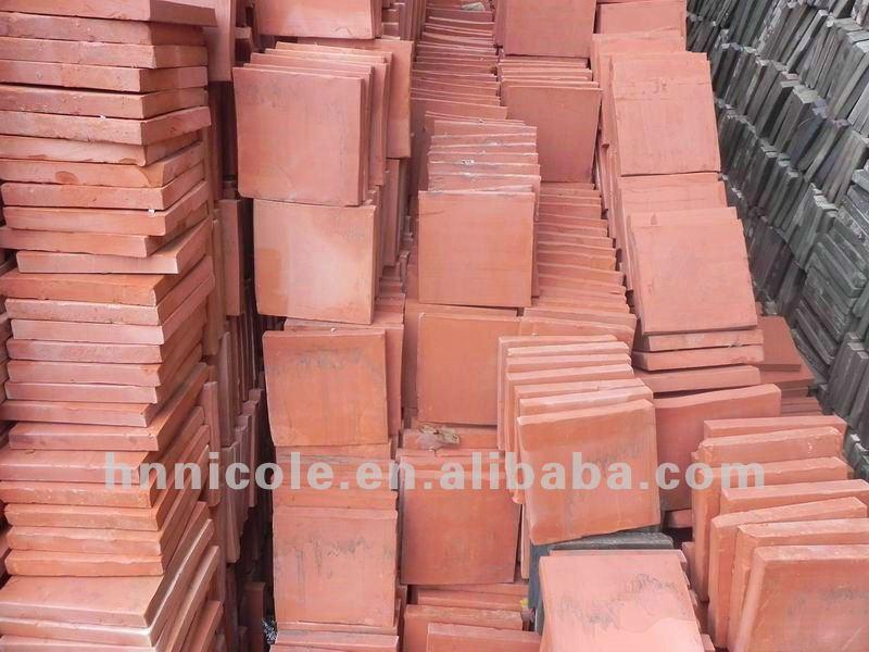 Vermelho tijolo piso de cer mica pre o tijolos id do - Precios de ladrillos rusticos ...
