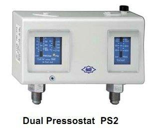 Emerson pressure PS2 controller