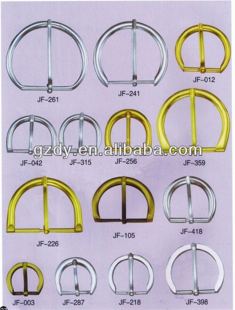 2014 DeYu Metal handbag side release buckle (difference design ,catalogue 16)