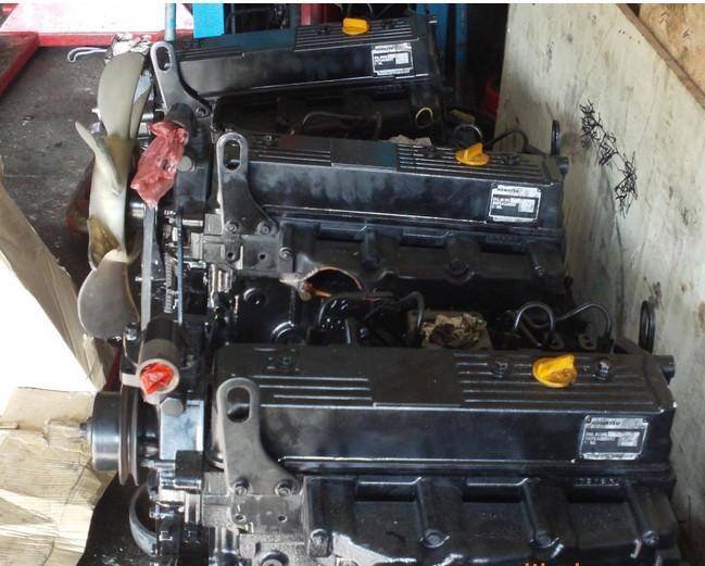 Komatsu 4D98 Cylinder Block, Komatsu 4D98 Cylinder Header/Komatsu 4D98 Crankshaft