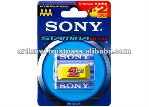 Stamina Plus Sony AAA 1.5V Dry Battery