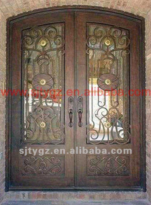 nuevo espect culo principal modelos de puertas de hierro