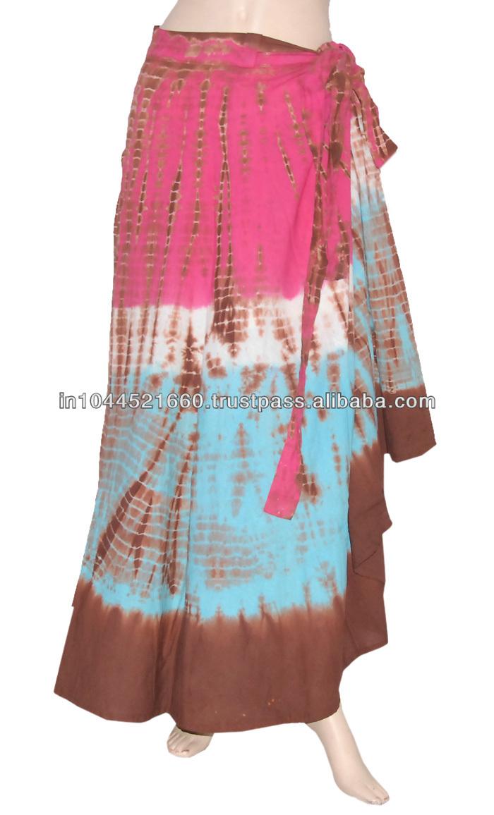 Women's Wear Wraparound Skirts