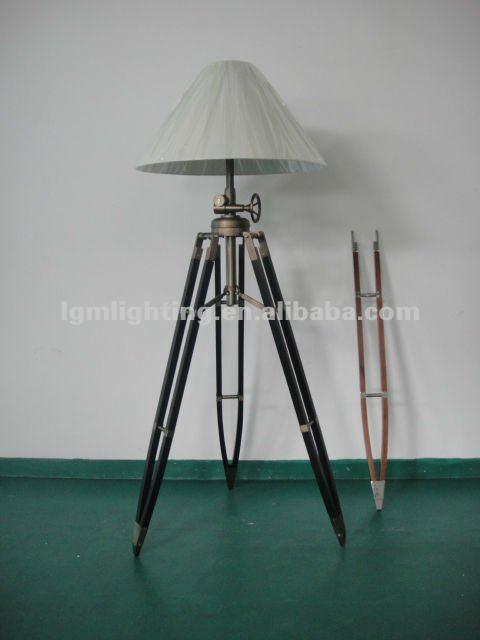 Vintage photographes tr pied lampadaire f2011c lampadaire id de produit 53178 - Lampe de photographe ...